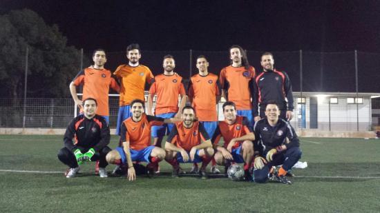 dfc 2015-2016 equipe 2