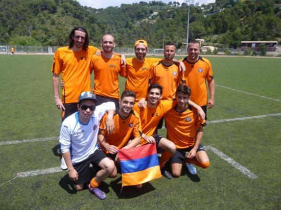 equipe cdf 15